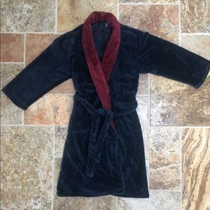 Men's Nautica Plush Bathrobe One Size (L/XL)